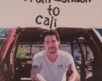 """October Issue """"From London to Cali"""""""
