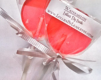 Watermelon Lollies - ALWAYS FREE SHIPPING!!