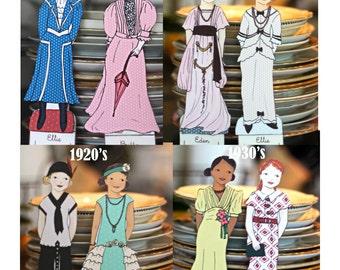 Century Of Fashion 1900