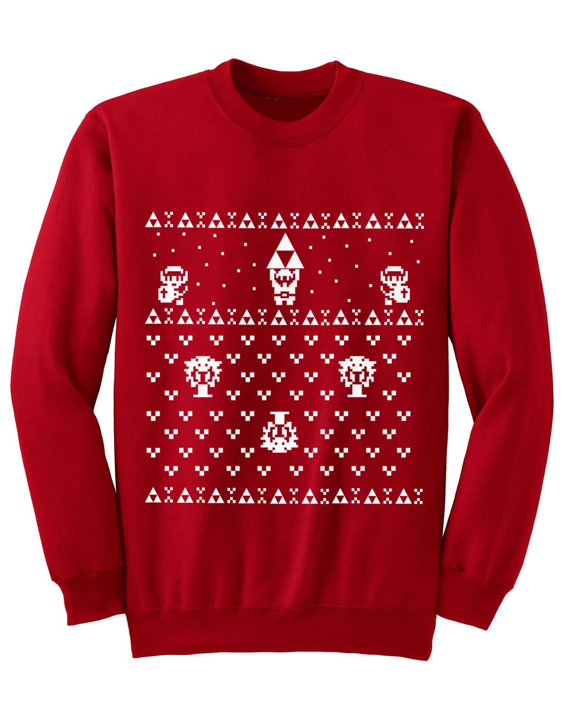 Special Price Zelda Ugly Christmas Sweater inspired