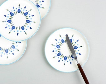 2 Bread And Butter  Plates by Marcrest
