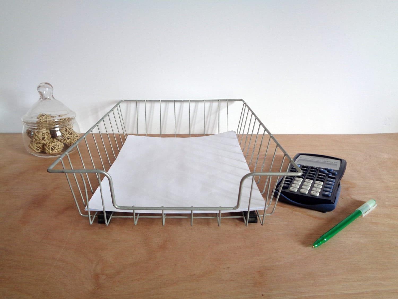 Kitchen dining - Wire desk organizer ...