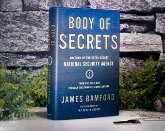 Hollow Book Safe - Body of Secrets