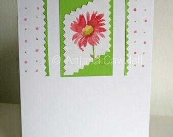 Handmade Greetings Card