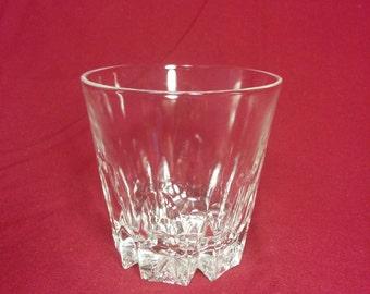 Princess House rRegemcy Old Fashion Glass
