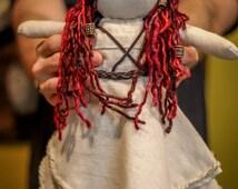 Custom Handmade Cloth Doll