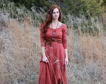 Andalusia Dress / Organic Cotton