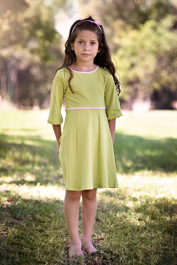 أزياء الاطفال الفساتين المريحة بالنسبة للفتيات. بوابة 2014,2015 il_570xN.675785366_6
