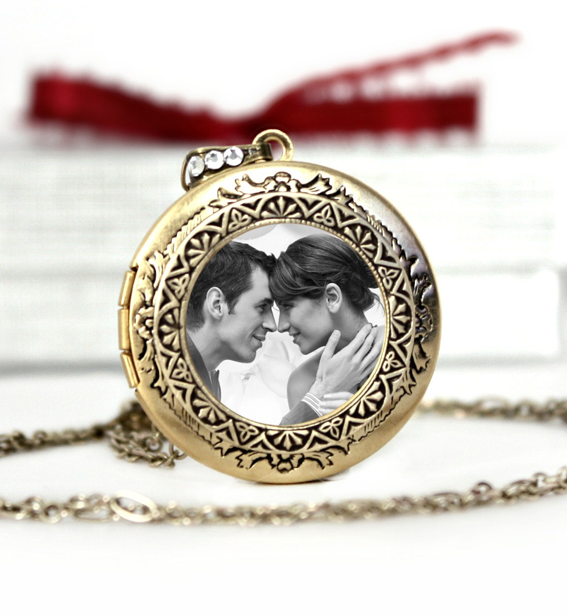 Mother's Day Jewelry Gift For Mom Women's Locket