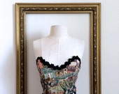 Tapestry Bustier