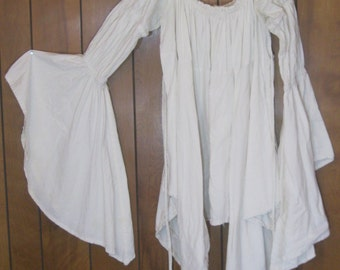 Angel Sleeve Shirt