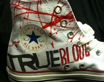 True Blood Custom shoes