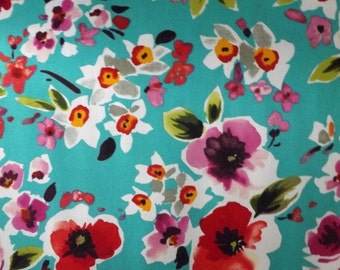 Hoffman Picnic Social Cotton Fabric BTY