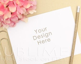 Styled Stock Photography / Blank Envelope / Mock up / Card Design / Card Mock up / Styled Envelope / JPEG Digital Image / StockStyle-349