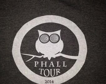 Phall Tour shirt.  Phish lot shirt