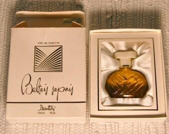 Vintage Perfume By Dzintars Made In USSR Soviet Unused