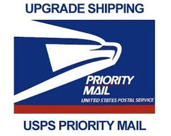 USPS Priority Mail, Upgrade Shipping, Need It Want It Fast Add This Upgrade To a Happy Banners Order
