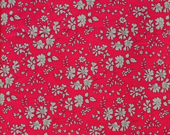 Cotton Liberty Fabric - Tana Lawn - Classics Collection - CAPEL F - sold by 1/4 metre and FQ