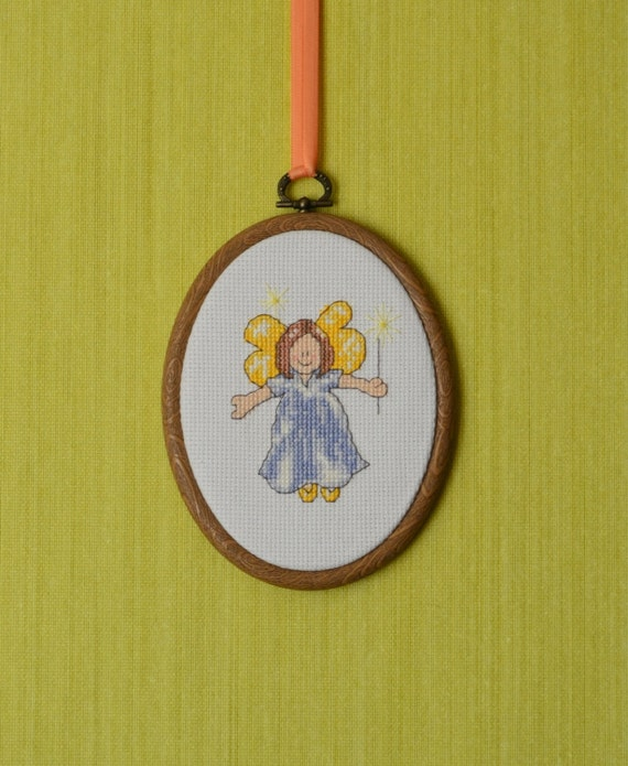 Hand embroidery hoop art nursery wall decor baby by