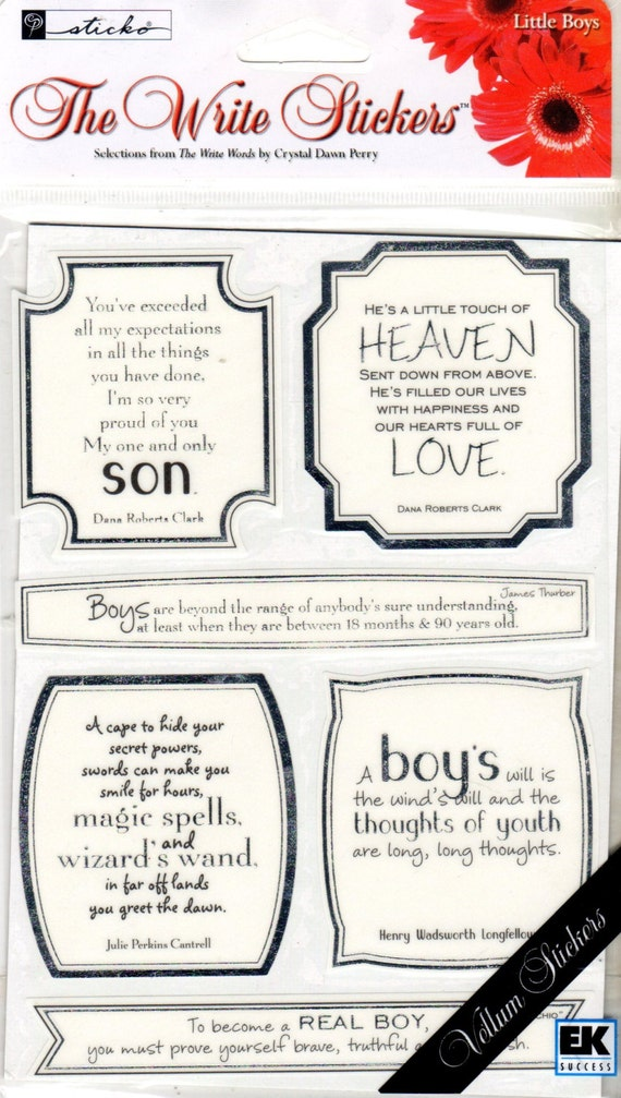 Quotes About Little Boys Little Boys Vellum Quotes The