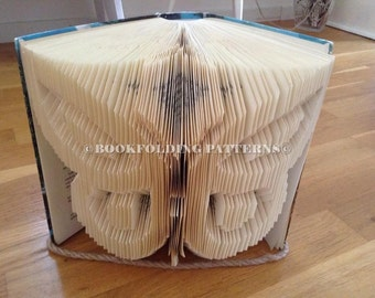 butterfly   book folding patterns