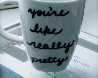 Custom Quote Mug