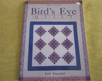 Bird's Eye Quilt, book by Judy Knoechel, pattern