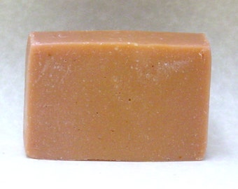 Pink Grapefruit Bergamot Goat Milk Soap