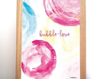 Displays Bubble Love