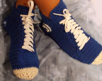 Booties, slippers, shoes, converse, crochet