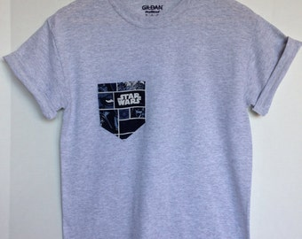 Star Wars Enthusiast Pocket T-Shirt