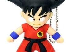 Goku dragonball USB stick thumb drive 8Gb 16Gb 32Gb 64Gb