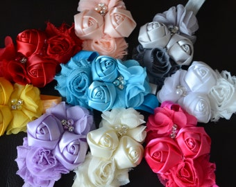 Newborn Baby Headbands Various colors available