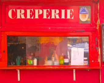 Montmartre Creperie || Paris ||