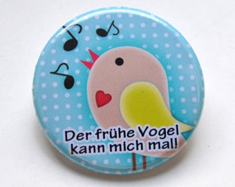 Button / brooch sayings