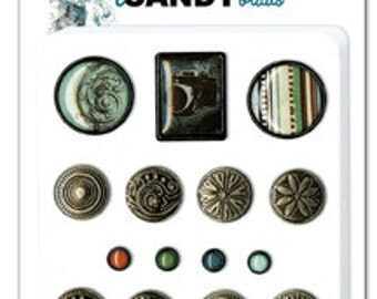 CLEARANCE! iCANDY Brads