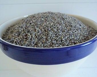 1/2 lb DRIED LAVENDER, Bulk Lavender Buds, Lavender Sachets, Ecofriendly Confetti, potpourri, aromatherapy, Wedding Favor, Lavender Crafts