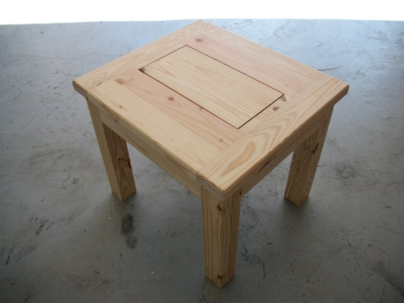 Man Cave End Table : Items similar to man cave end table on etsy