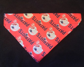 Dog bandana, NFL New England Patriots