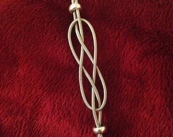 Blissful Design Guitar String Bracelet
