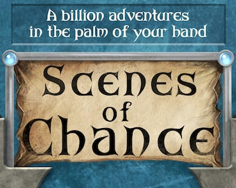 Scenes of Chance- Roleplaying Adventure Companion