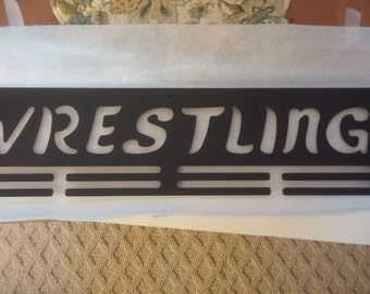 Wrestling Award Hanger