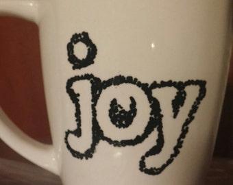JOY (one sided) mug