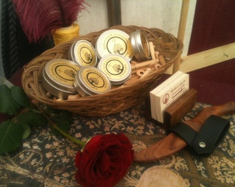 Sword Salve-handcrafted for our wooden swords