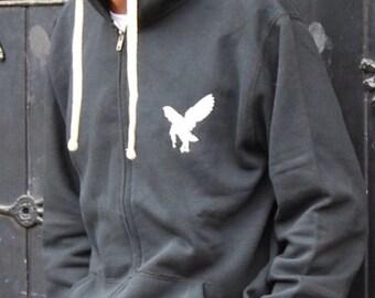Black Carr Road 'Rawthentic' Hoodie