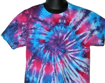 Tie dye t-shirt, Children's tie dye, Children's t-shirt, Children's clothing, Kids tie dye, Kids t-shirt, Tie dye, 5-6 years clothing