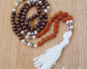 Shiva Mala -  Yoga Mala Necklace