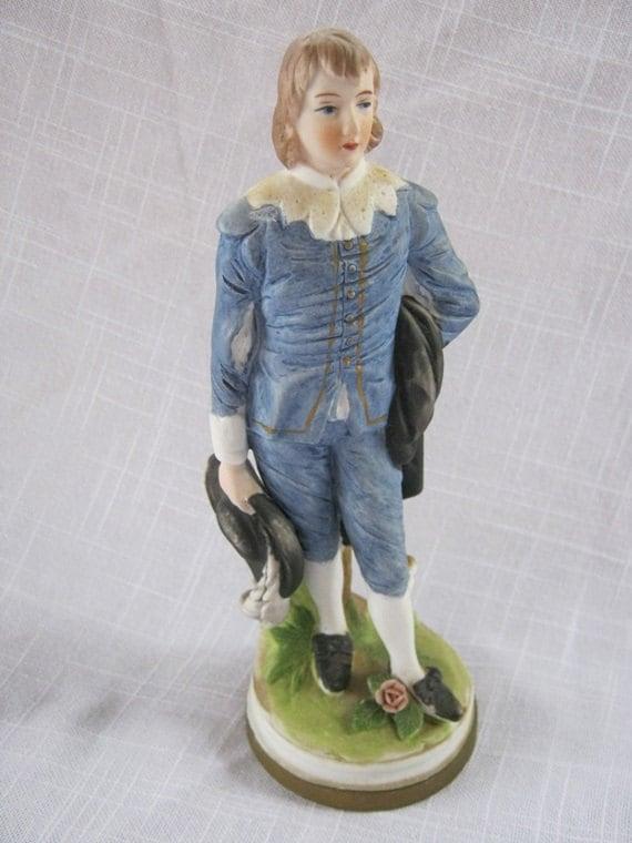Ardco Blue Boy Figurine