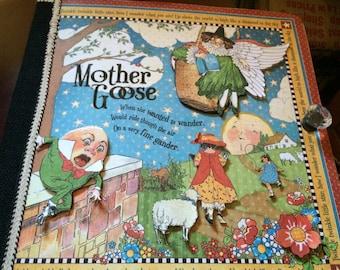 Children's School Memory Book