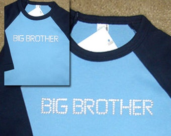 Big Brother Shirt in Metal Nailheads